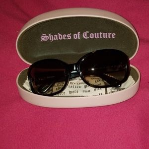 NWOT JUICY COUTURE GLASSES